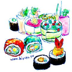 170322寿司 創作寿司