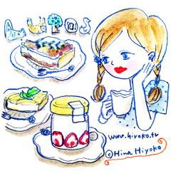 170608 LUPOS 多治見 tajimi ケーキ カフェ