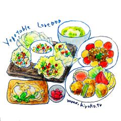 170315野菜料理 アジア フランス エジプト